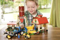Детские конструкторы для мальчиков большие