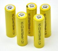 NiCd аккумуляторы