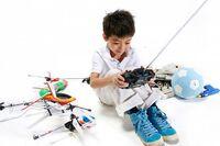 Радиоуправляемые вертолеты для детей