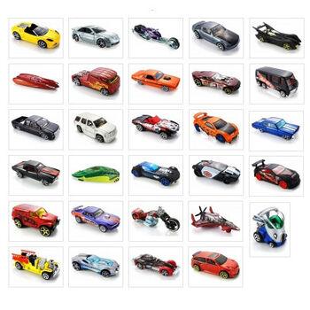 Серия базовых моделей автомобилей Hot wheels