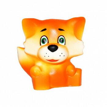 Лисенок Ник 7 см, игрушка ПВХ