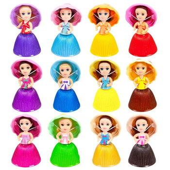 Mini Cupcake Surprise S.2. Кукла-кекс мини Серия2 12 видов , 12 шт в дисплее