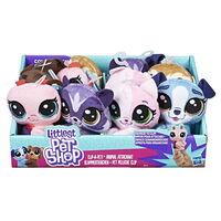 Littlest Pet Shop. Игрушка мягконабивная Пет-прилипала