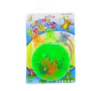 Игра. Прыгающие лягушки, 15х,3,5х21,5 см