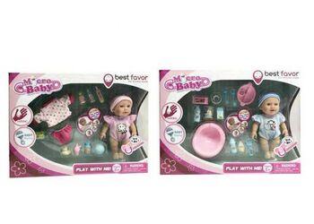 Пупс Micro Baby, 15 см, игровой набор с аксессуарами