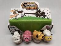 """Игрушка-антистресс. Лизун """"SLIME CRAZY POOP"""", 4 вида , (корова, свинья, собака, овца),"""