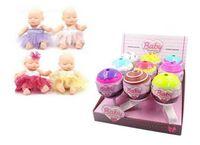 Пупс-куколка (сюрприз) в конфетке, серия Baby boutique, с аксессуарами, 9 шт. в дисплее 4 вида в ассортименте (4 серия),