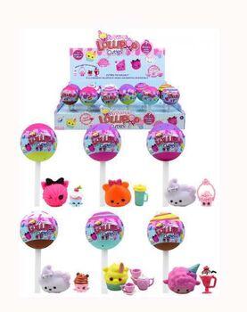 Игрушка-сюрприз в конфетке Lollipop в ассортименте