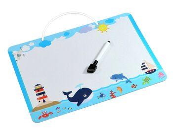 Планшет маркерный Море