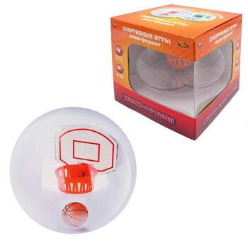 Игра активная Баскетбол-Мини, со световыми и звуковыми эффектами