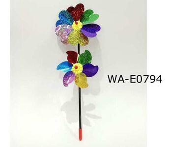 Ветрячок Два цветочка, 50х18х7см