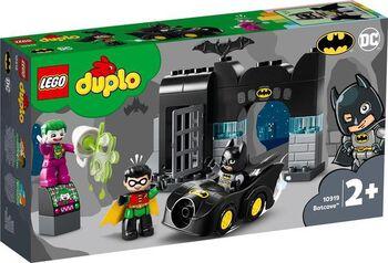 Конструктор LEGO DUPLO Super Heroes Пещера летучих мышей