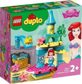 Конструктор LEGO DUPLO Princess TM Подводный замок Ариэль