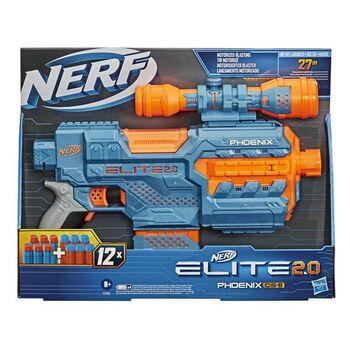 Бластер Hasbro NERF ELITE 2.0 Phoenix CS-6 Феникс