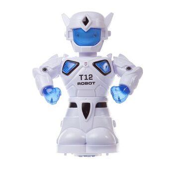 Робот электромеханический, со световыми и звуковыми эффектами, в коробке, 20 x 10.5 x 26 cm