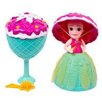 Кукла-мороженка EMCO, Gelato Surprise, 12 видов, расческа в наборе