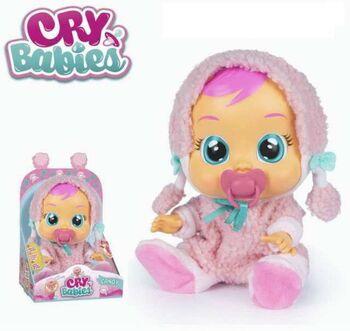 Кукла IMC Toys Cry Babies Плачущий младенец Candy, 31 см