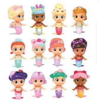 Куклы Bloopies Shellies Русалочки