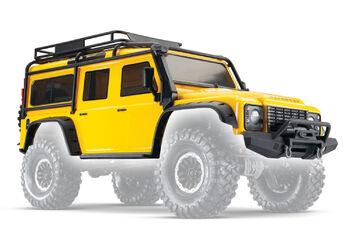 Кузов TRX-4 Land Rover Defender (yellow)