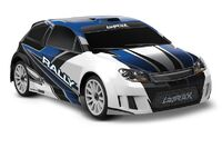 Радиоуправляемая машина Traxxas LaTrax Rally 1:18 4WD Fast Charger Blue