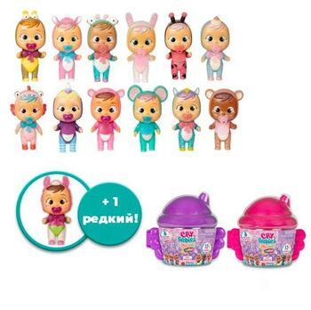 Кукла IMC Toys Cry Babies Magic Tears серия FANTASY WINGED HOUSE, 12 видов
