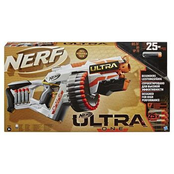 Нерф Ультра / NERF ULTRA One бластер с новыми стрелами