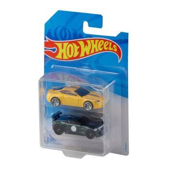 Машинка Hot Wheels® базовые машинки в ассортименте, упаковка из 2-х штук