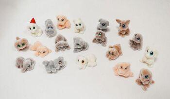 Фигурка Mini toy. Собачка (20 видов в коллекции) 4*3,5*3 см