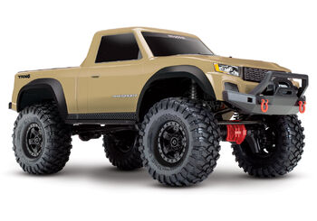 Радиоуправляемая машина Traxxas TRX-4 1:10 Sport 4WD Scale Crawler TAN