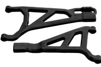 Запчасть Traxxas Black Front Right A-arms for the Revo 2.0