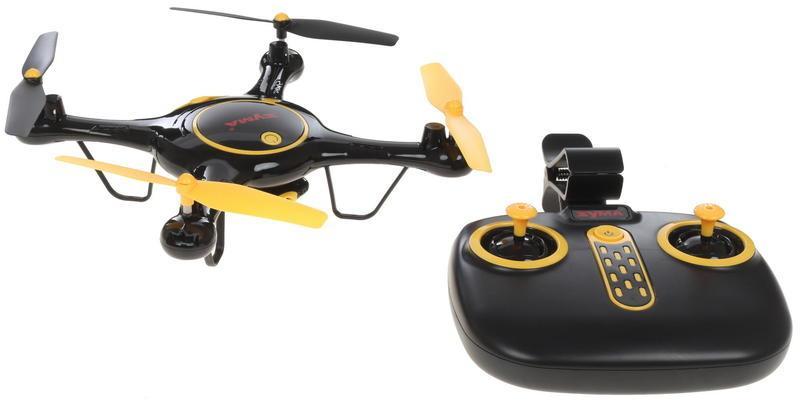 Квадрокоптер Syma X5UW BLACK FPV RTF 2.4G