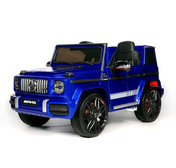 Электромобиль Mercedes-Benz G63 AMG 12V - BBH-0002-BLUE-PAINT