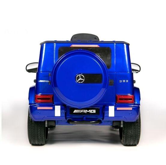 Электромобиль Mercedes-Benz G63 AMG 12V - BBH-0002-BLUE-PAINT