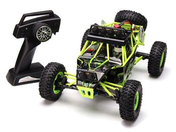 Дезерт-багги WLToys 12427 Across Rock Crawler 1/12 EP 4WD (50 км/ч)