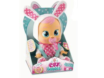 Кукла IMC Toys Cry Babies Плачущий младенец Coney, 31 см