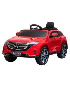 Электромобиль Mercedes Benz EQC 400 4MATIC - HL378-LUX-RED