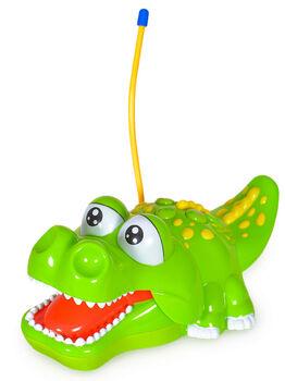 Радиоуправляемая интерактивная игрушка Крокодил - JM-6619