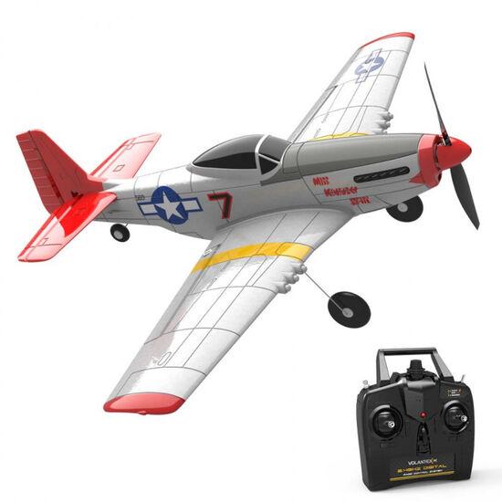 Радиоуправляемый самолет Volantex P51D Mustang 2.4G