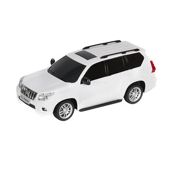 Радиоуправляемая машина Toyota Land Cruiser Prado White 1:24 - 1055