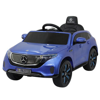 Электромобиль Mercedes Benz EQC 400 4MATIC - HL378-LUX-BLUE-PAINT