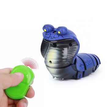 Радиоуправляемый робот ZF змея Кобра - 7702AB