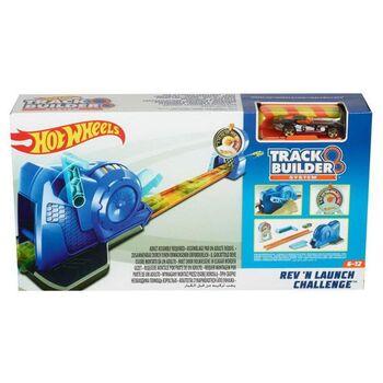 Игровой набор Hot Wheels Mattel Конструктор Трасс Бешеная Скорость