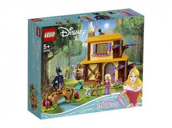 Конструктор LEGO Disney Princess Лесной домик Спящей красавицы