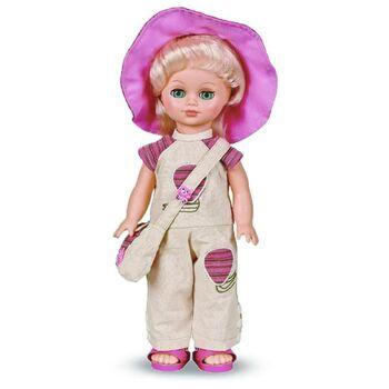Кукла Элла 2 со звуковым устройством 35 см (пластмассовая)