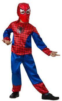 Костюм карнавальный Человек-Паук размер 28