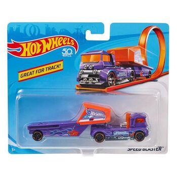 Hot Wheels Трейлер с транспортом в ассортименте