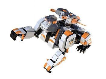Радиоуправляемый конструктор CADA робот Iron Kong (637 деталей)
