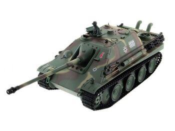 Радиоуправляемый танк Heng Long Jagdpanther Original V6.0  2.4G 1/16 RTR