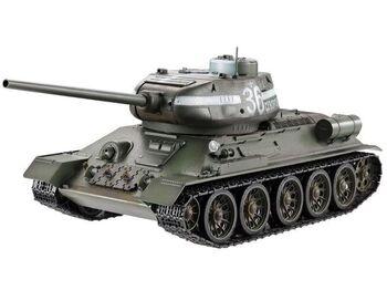 Радиоуправляемый танк Heng Long T-34/85 Original V6.0  2.4G 1/16 RTR