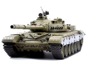 Радиоуправляемый танк Heng Long T-72 Original Version V6.0  2.4G 1/16 RTR